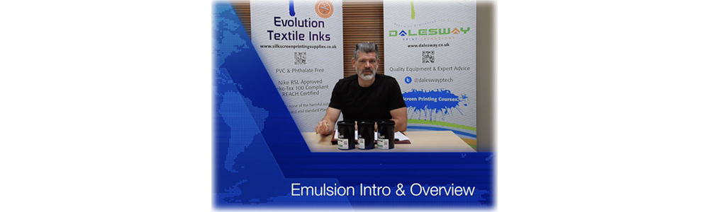 How to choose emulsion