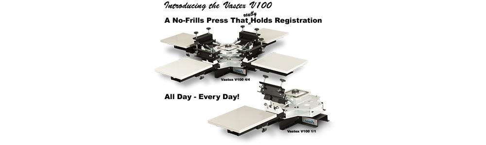 Blog image - V100 garment decoration press