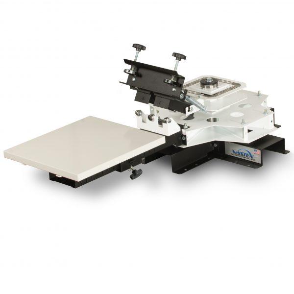 Vastex V100 1 Station 1 Colour Tabletop Screen Printing System
