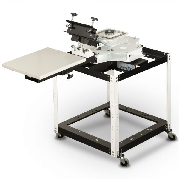 Vastex V100 1 Station 1 Colour Tabletop Screen Printing System With Optional Stand System
