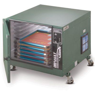 Vastex DriVault 10 screen drying cabinet
