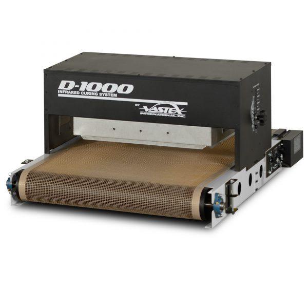 Vastex D-series screen printing dryers - an ultra compact marvel