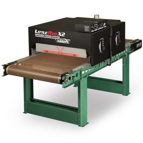 Vastex Little Red X2 Infra Red Conveyor Dryer