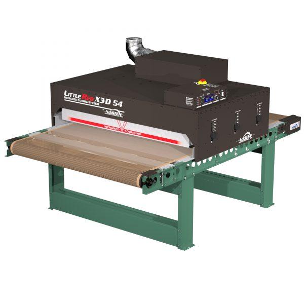 Vastex LittleRed X3D 54 Infra Red Conveyor Dryer