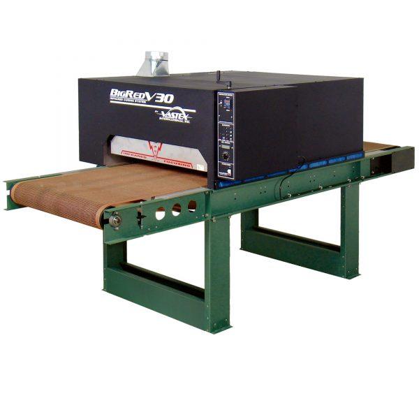 Vastex Big Red V3-30 Infra Red Conveyor Dryer