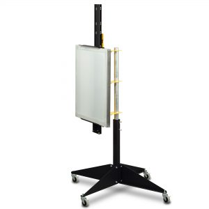 Vastex C100 Screen Coating System With Optional Stand