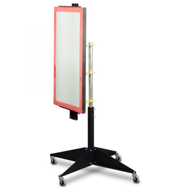 Vastex C100 Screen Coating System With Stand