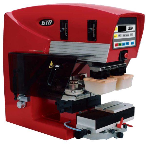 GTO Bico Evo B Two Colour Pad Printing System