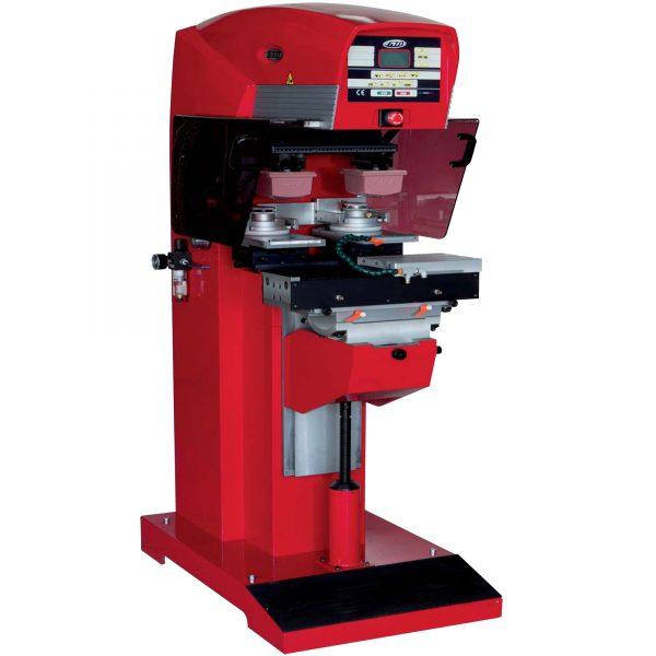 GTO Evo 2C Pad Printing System