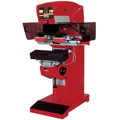 GTO Evo 2C Slider Pad Printing System