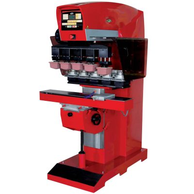 GTO Evo Maxi 5CD Pad Printing System