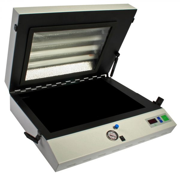 Xeros Single Sided Vacuum UV Exposure Unit