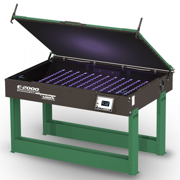 Vastex E2000 High Performance LED Vacuum Bed Screen Exposure Unit