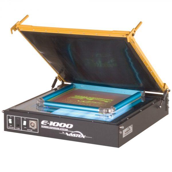 Vastex E1000 Entry Level Vacuum UV Screen Exposure Unit