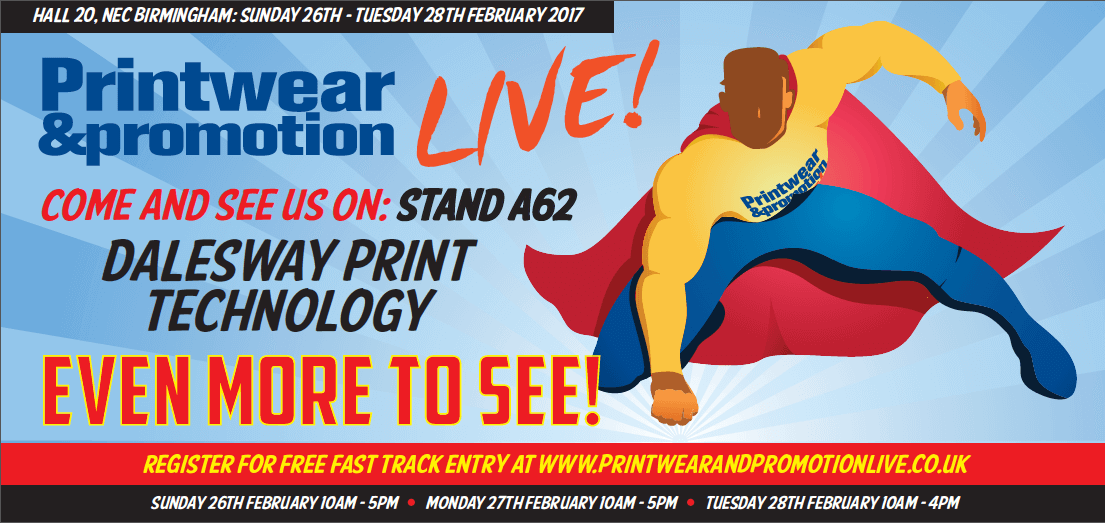 Printwear & Promotions Show Offers And Deals 2017