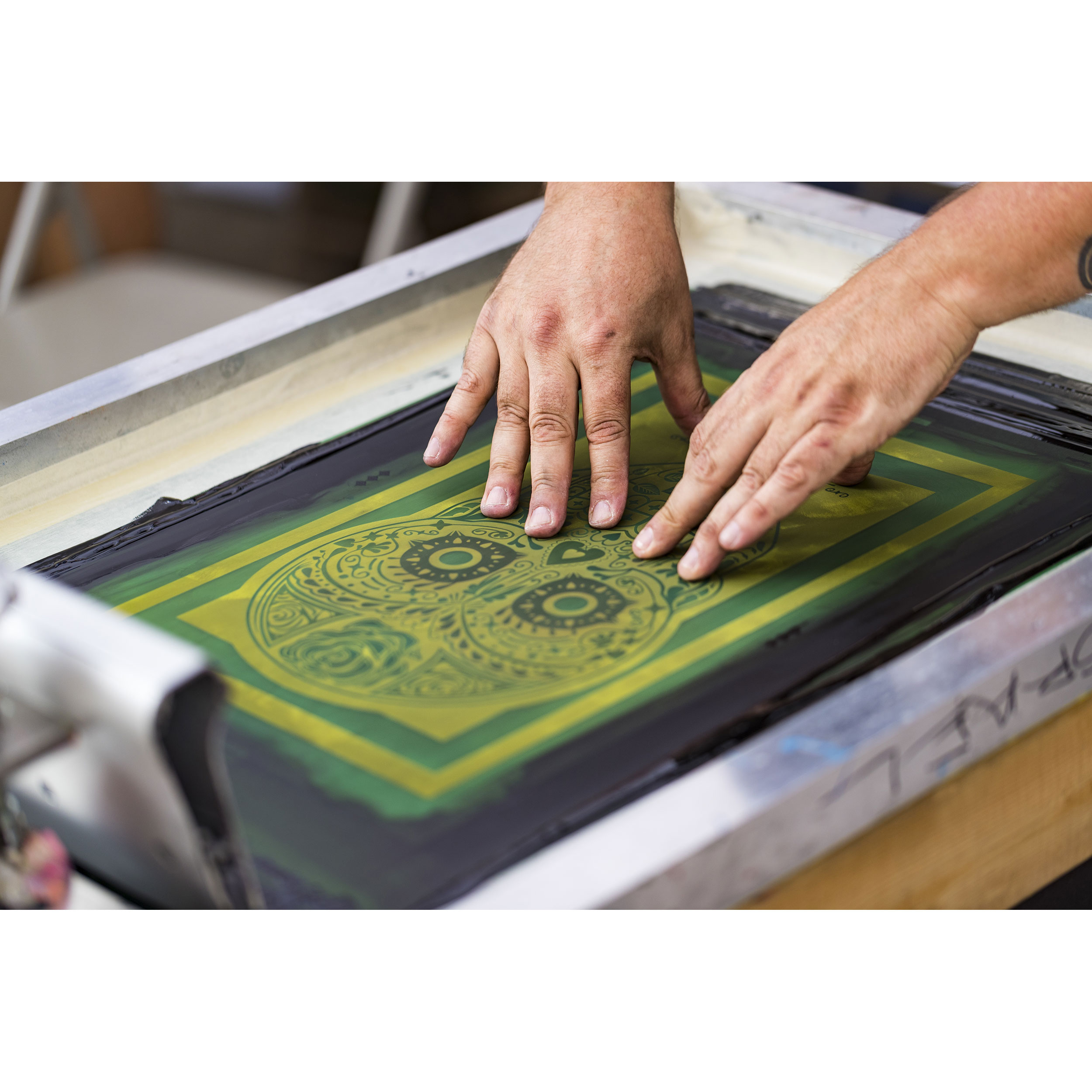 Screen Printing Classes: A-Z Pro Course 3 Day Intensive Training Course
