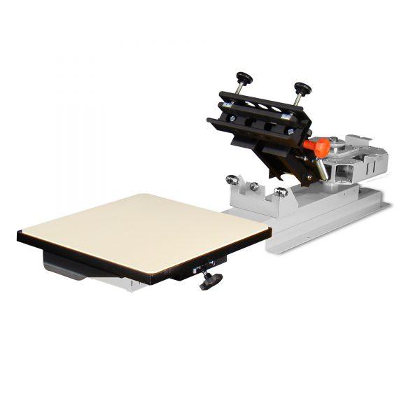 Vastex V1000 1 Station 1 Colour Tabletop Screen Printing System
