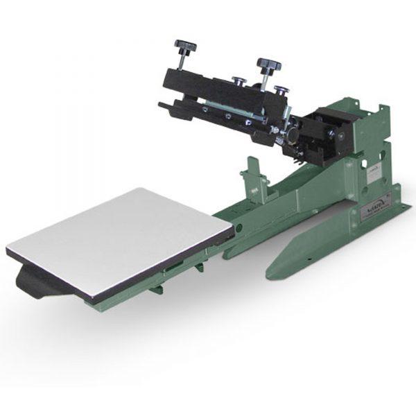 Vastex V2000 1 Station 1 Colour Tabletop Screen Printing System