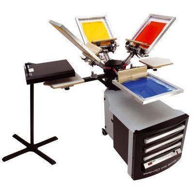Printa 770 Deluxe Screen Printing System