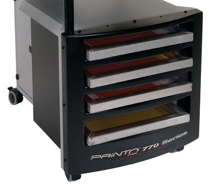 Printa 770 Screen Printing Machine Base