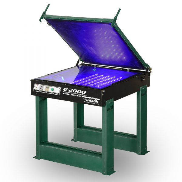 Vastex E2000 LED Vacuum Bed Screen Exposure Unit