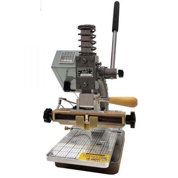 Kwikprint Model 25 Monogramming Machine