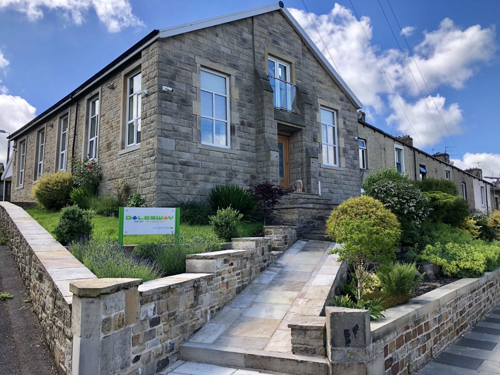 Dalesway Print Technology HQ in Lancashire