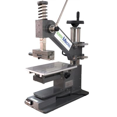 KwikMBoss Platinum Hot Stamping Machine