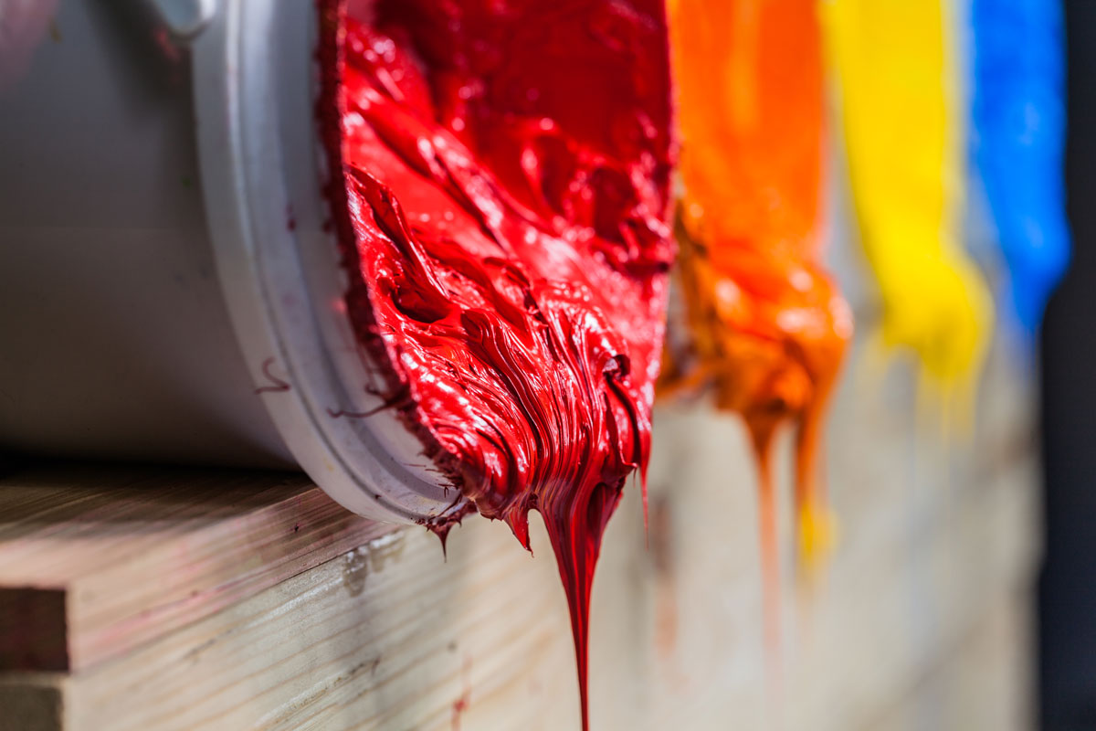 How To Choose The Right Screen Printing Ink For Your
